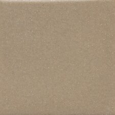 "Modern Dimensions 4"" x 2"" Plain Ceramic Mosaic Tile in Elemental Tan"