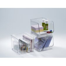 Medium Stacking Organizer Bin
