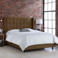 Groupie Wingback Bed