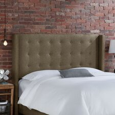 Groupie Upholstered Wingback Headboard
