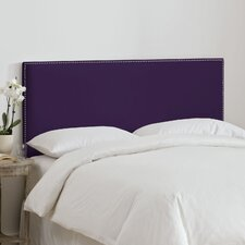 Nail Button Headboard