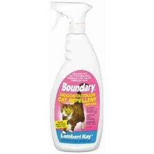 Boundary Indoor/Outdoor Repellent Pump Spray for Cats