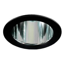 Recessed Housing Reflector in Black