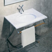 Silhouette Undermount Bathroom Sink
