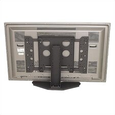 "XpressShip PTS Series Universal Table LCD/Plasma Stand (30"", 42"" and 50"" Screens)"