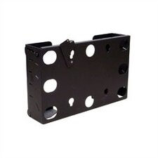"XpressShip Flat Panel Tilting Wall Mount with CPU Storage (Up to 40"" Screens)"