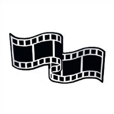 Film Strip Mirror Acrylic Wall Decor