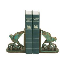 Chastain Bookends (Set of 2)