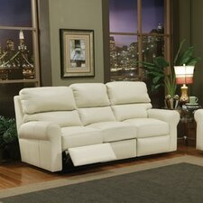 Brookfield Leather Reclining Sofa