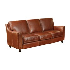 Great Texas Leather Sofa