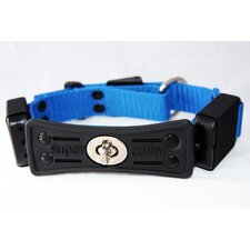 Collar with Built-in Retractable Leash