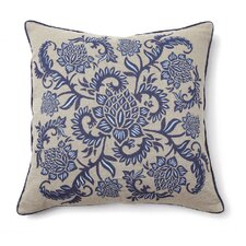 Full Bloom Whirl Pillow