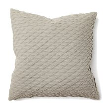 IIIusion Sara Pleat Nat Pillow