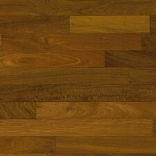 "2-5/8"" Solid Hardwood Brazilian Walnut Flooring"
