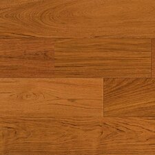 "5-1/2"" Solid Hardwood Brazilian Cherry"