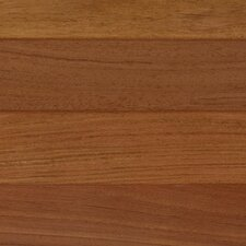 "6-1/4"" Engineered Hardwood Brazilian Cherry Flooring in Clearvue Urethane"