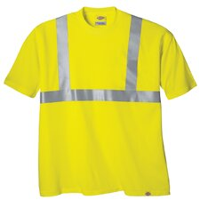 Extra Large High Visibility ANSI Class 2 T-Shirt in Yellow