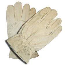 Grain Goat Driver Gloves