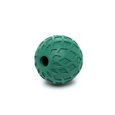 Rubber Ball with Bell Dog Toy