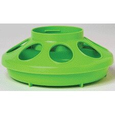 Chicken Feeder Base - 1 Quart