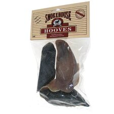 Cow Hoove Dog Treat (4-Pack)