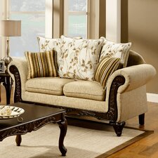 Aveline Cotton Loveseat