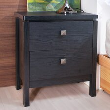Florence 2 Drawer Nightstand