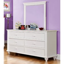 Kennedy 6 Drawer Dresser