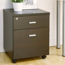 Bold 2 Drawer File Cabinet