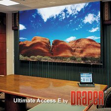Ultimate Access/Series E AV Format Projection Screen