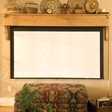 Silhouette/Series M AV Format Projection Screen
