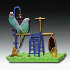 Activitoys Play Gym Bird Toy