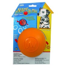 Amaze-A-Ball Dog Toy