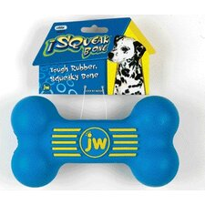 Isqueak Bone Dog Toy