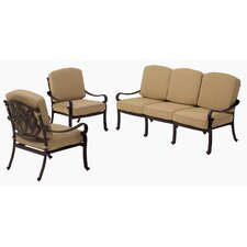 Kingston 4 Piece Deep Seating Group