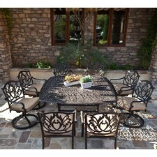 Kingston 9 Piece Dining Set