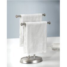 Palm Double Hand Towel Tree