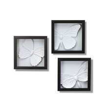 Papila Wall Decor Shadowboxes (Set of 3)