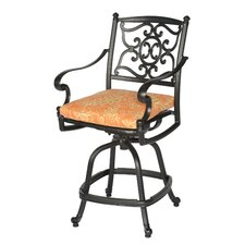 Kingston Counter Height Barstool with Cushion