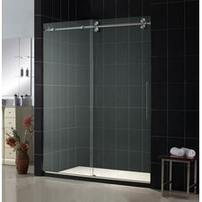 Enigma Frameless Sliding Shower Door