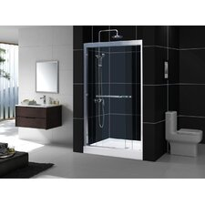 Duet Bypass Sliding Shower Door