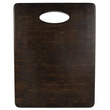 Formaldehyde Free Endgrain Chopping Block with Handle