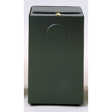 Modified Series 24 Gallon Top Entry Secure Document Receptacle
