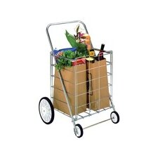 Four Wheel Shopping Tote