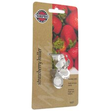 "2.5"" Strawberry Huller with Finger Grip"