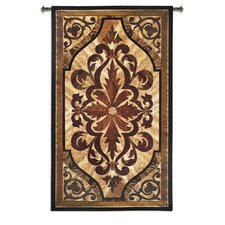 Wood Inlay Birch BW Wall Hanging