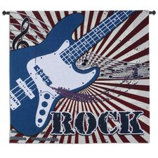 Electric Rock Tapestry