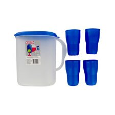5 Piece Beverage Set