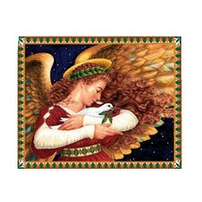 Angel Dove Tapestry