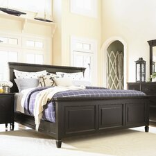 Summer Hill Panel Bed